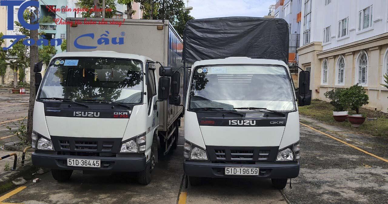 Dịch vụ cho thuê xe tải 2 tấn Chở hàng